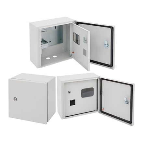 Корпус металлический ЩУ-3/1-1 IP54 (2 двери) (445х400х150) EKF Basic (шт)