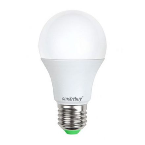 Светодиодная (LED) Лампа Smartbuy-A60-9,5W/4000/E27, 710Lm
