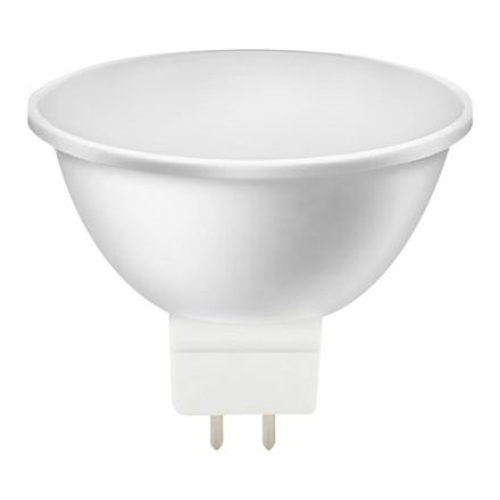 Светодиодная (LED) Лампа Smartbuy-Gu5,3-07W/3000 (шт)