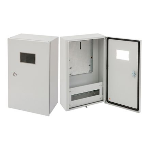 Корпус металлический ЩУ-3/1-0 IP54 (1 дверь) (540х310х165) EKF Basic (шт)