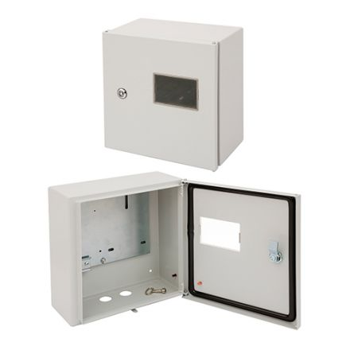 Корпус металлический ЩУ-1/1-0 IP54 (1 дверь) (310х300х150) EKF Basic (шт)