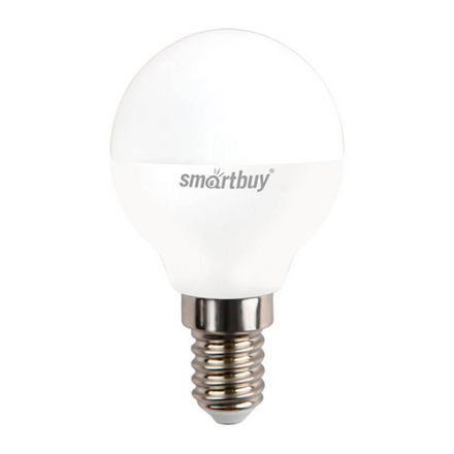 Светодиодная (LED) Лампа Smartbuy-P45-9,5W/4000/E14 (шт)