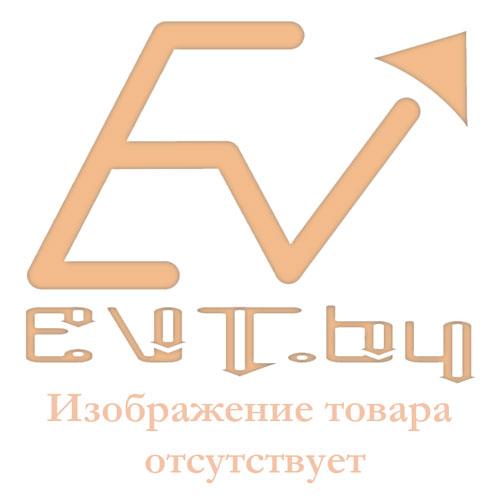 """Шина """"0"""" N (6х9мм) 12 отверстий латунь желтый изолятор на DIN-рейку EKF PROxima"""